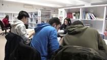 Ordu'da Öğrenciler 'Kitap Kafe'yi Sevdi