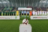 İSMAIL ŞENCAN - Spor Toto Süper Lig Açıklaması Akhisarspor Açıklaması 1 - Göztepe Açıklaması 0 (İlk Yarı)