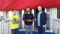 Suriyeli Aileden Örnek Davranış