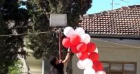 Suriyeli Çocukların Balon İzdihamı