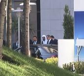 ÖZEL HAREKET - Suudi Başsavcısı İstanbul Adliyesinden Ayrıldı
