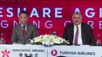 HONG KONG - THY İle Hong Kong Hava Yolları Arasında Kod Paylaşımı Anlaşması