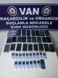 KAÇAK CEP TELEFONU - Van'da 62 Adet Kaçak Cep Telefonu Ele Geçirildi
