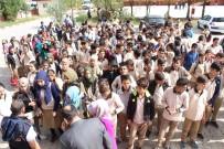 2 Bin Öğrenci Simülasyon Tırında Deprem Sarsıntısını Yaşadı