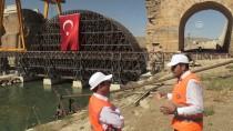 MEHMET ALKAN - Adıyaman'daki Tarihi Köprünün Restorasyonu