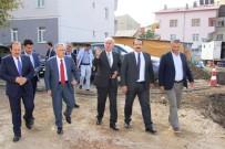 Ağbal, Belediye Projelerini İnceledi