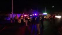 Aksaray'da Minibüsün Çarptığı Yaya Öldü