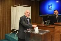 YUSUF ZIYA YıLMAZ - Altınordu Belediye Başkanı Celal Tezcan Oldu