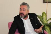 İNŞAAT ALANI - ANTMÜTDER Başkanı Karataş'tan Konutlarda Yeraltı Otopark Açıklaması