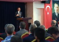 ORKESTRA ŞEFİ - Bakan Selçuk 'Eğitim Ve Okul Liderliği Çalıştayı'nda Konuştu