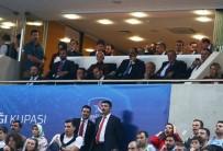 FEDERASYON BAŞKANI - Bakan Soylu Ve Başkan Ali Koç, Fenerbahçe - Anadolu Efes Maçında