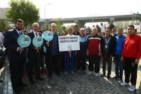 MUSTAFA ERDOĞAN - Başakşehirliler Sağlık İçin Yürüdü
