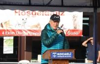 İBRAHIM KARAOSMANOĞLU - Başkan Karaosmanoğlu, ''Sokak Hayvanları Hayatın Bir Parçasıdır''
