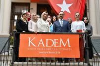 KADINA ŞİDDET - Başkan Şahin Açıklaması 'Kadına Şiddete Karşı Birlik Olacağız'