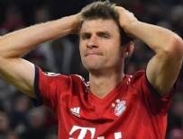 ATINA - Bayern Münih evinde Ajax'a takıldı!