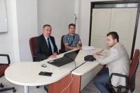 AHMET TAN - Berberler Ve Kuaförler Odası Girişimcilik Kursu Açıldı