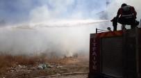 Bingöl'de, Ot Yangını Evlere Ulaşmadan Söndürüldü