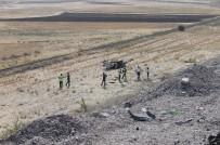 Çankırı'da Otomobil Tarlaya Uçtu Açıklaması 1 Ölü