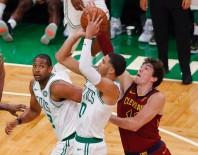 BOSTON CELTICS - Cedi Osman'lı Cleveland, Boston Celtics'i Mağlup Etti
