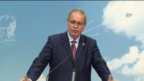 SOSYAL DEMOKRAT PARTİ - CHP Sözcüsü Öztrak Açıklaması 'Krizin Atlatılması İçin Bir Geniş Mutabakatın, Milli Mutabakatın Sağlanması Gerekir'