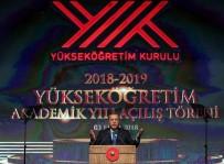 YABANCI DİL EĞİTİMİ - Cumhurbaşkanı Erdoğan'dan Üniversite Öğrencilerine Müjde