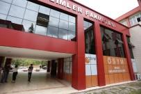 NÜFUS MÜDÜRLÜĞÜ - Denizli'de 37 Binada 14 Bin Aday KPSS'ye Girecek