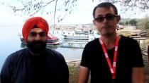 ÇANAKKALE ŞEHITLERI - Dünyaca Ünlü Sosyal Medya Fenomenleri Çanakkale'de