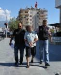 MAHMUTLAR - FETÖ'den Aranan Çine Eski Emniyet Müdürü Alanya'da Yakalandı