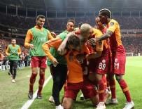 EREN DERDIYOK - Galatasaray, Porto deplasmanında