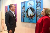 HÜSEYIN SÖZLÜ - 'Gökbörü' Adanalı Sanatseverlerle Buluştu