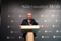 SÜLEYMANIYE CAMII - İBB Başkanı Uysal Açıklaması 'Vakıf Eserlerinin Aslına Uygun Olarak Kullanılması Çok Önemli'