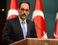 KABİNE TOPLANTISI - Kabine toplantısının ardından İbrahim Kalın açıklama yaptı