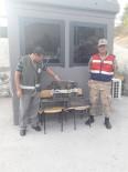 KıNALı - Kaçak Keklik Avlayan 2 Kişiye 10 Bin 348 TL İdari Para Cezası Kesildi