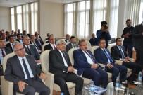 KANALİZASYON ÇALIŞMASI - Kars'ta, İl Koordinasyon Kurulu Toplantısı Yapıldı