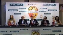 BASKETBOL KULÜBÜ - Kayseri Basketbol'a İsim Sponsoru