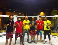 İBRAHIM YıLDıZ - Küçükköy Spor MMA Takımı Yalova'dan 2 Altın, 1 Gümüş Ve 3 Bronz Madalya İle Döndü