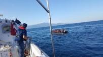 Kuzey Ege'de 88 Kaçak İşte Böyle  Yakalandı