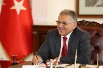 ÇOCUK MECLİSİ - Melikgazi Belediyesi Çocuk Meclisi Kayıtları Devam Ediyor