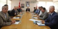 MEHMET AKTAŞ - Muş Organize Sanayi Bölgesi Müteşebbis Heyeti Toplandı