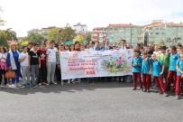 BESLENME ALIŞKANLIĞI - Niğde'de 'Dünya Yürüyüş Günü' Etkinliği