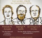 BİLİM ADAMI - Nobel Kimya Ödülü 3 İsme Gitti