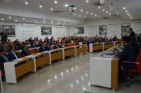 SEDDAR YAVUZ - Ordu'da İl Koordinasyon Kurulu Toplantısı Yapıldı
