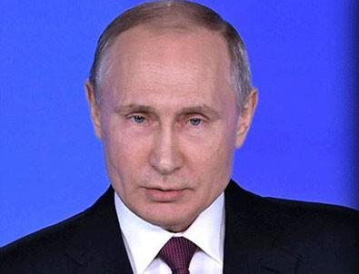 Putin: Türkiye ile beraber çözmeye çalışıyoruz
