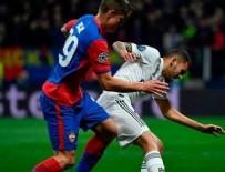 MOSKOVA - Real Madrid Rusya'da yıkıldı! 29 maç sonra ilk...