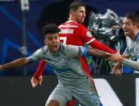 MOSKOVA - Schalke Moskova'dan çıktı! Lokomotiv çöküşte...