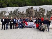 TÜRK ORDUSU - Şehit Ailelerinden Çanakkale Gezisi