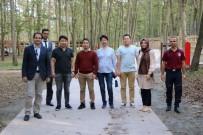 PANORAMA - TDBB Ve Kocaeli Büyükşehir Belediyesi Kırgizastan'daki Atatürk Parkı'nı Yenileyecek