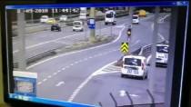 TEM Otoyolunda Polis-Şüpheli Kovalamacası