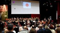 ERTUĞRUL FıRKATEYNI - Türk-Japon Dostluğuna Adanan 'Dünya Barışına Çağrı' Konseri