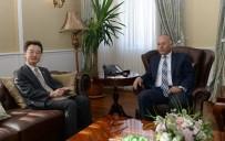 ERZURUM VALISI - Vali Azizoğlu Açıklaması 'Önemli Olan Barışa Ve Refaha Katkıda Bulunmaktır'